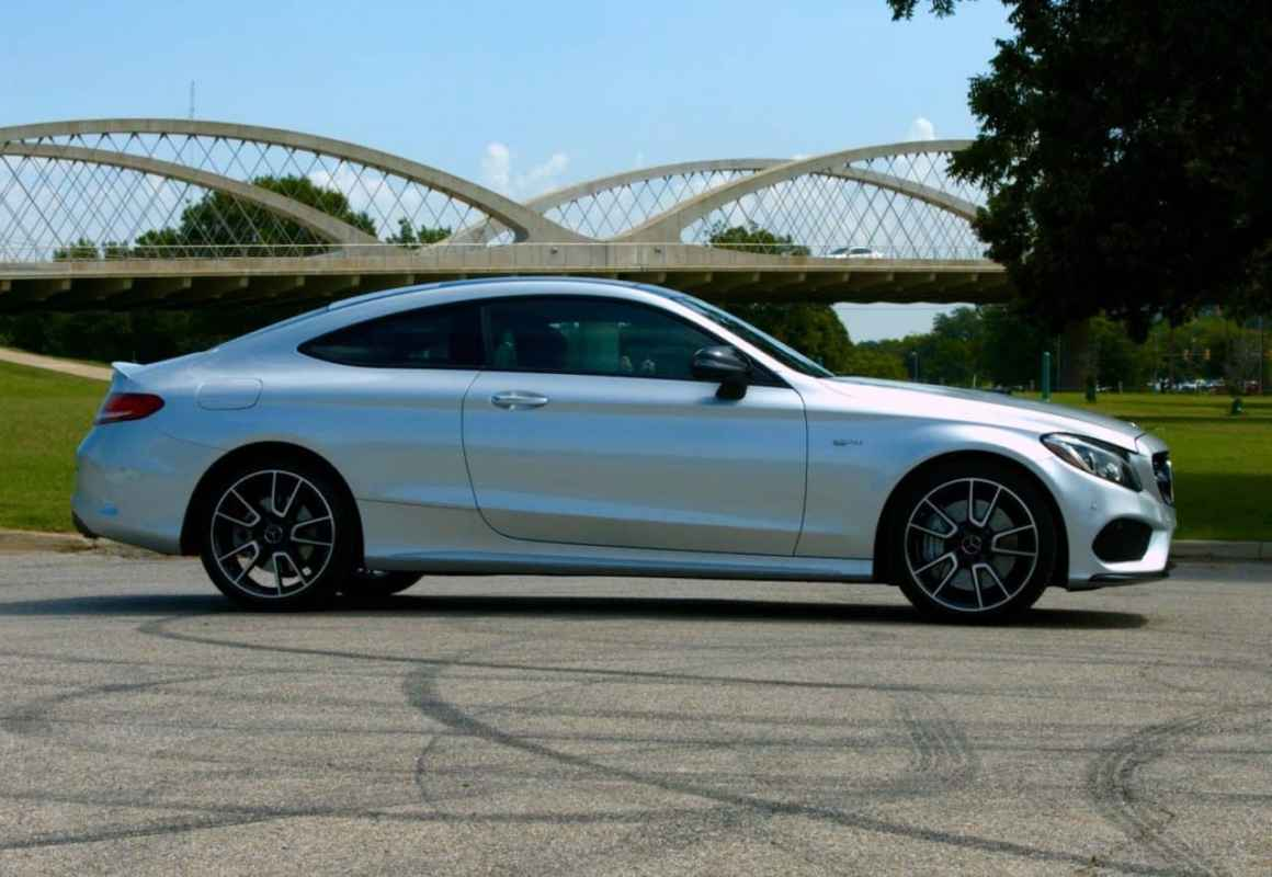 2017 Mercedes-Benz AMG C43 Coupe Review and Test Drive