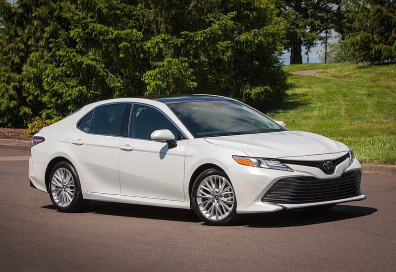All-New Redesigned 2018 Toyota Camry Gets It Right