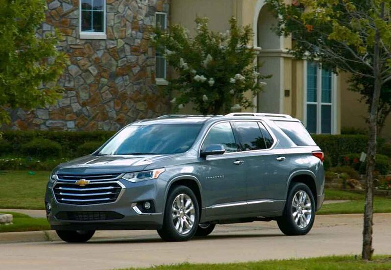 2018 Chevrolet Traverse High Country Review and Test Drive