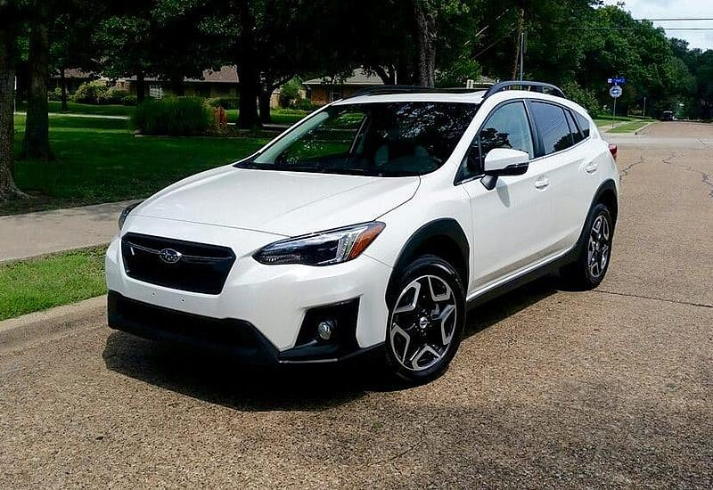 2018 Subaru Crosstrek Limited Test Drive
