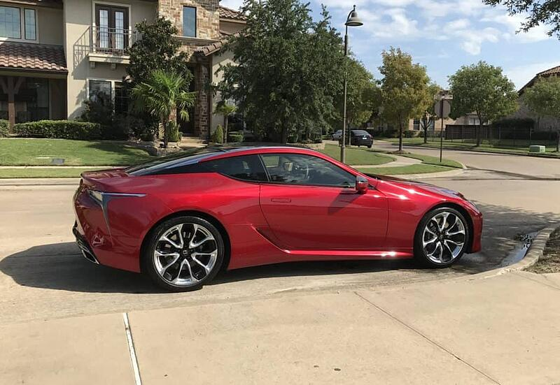 2018 Lexus LC 500 Review and Test Drive