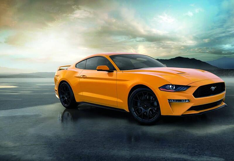 First Drive: 2018 Ford Mustang Wows With New Tech, Performance Upgrades