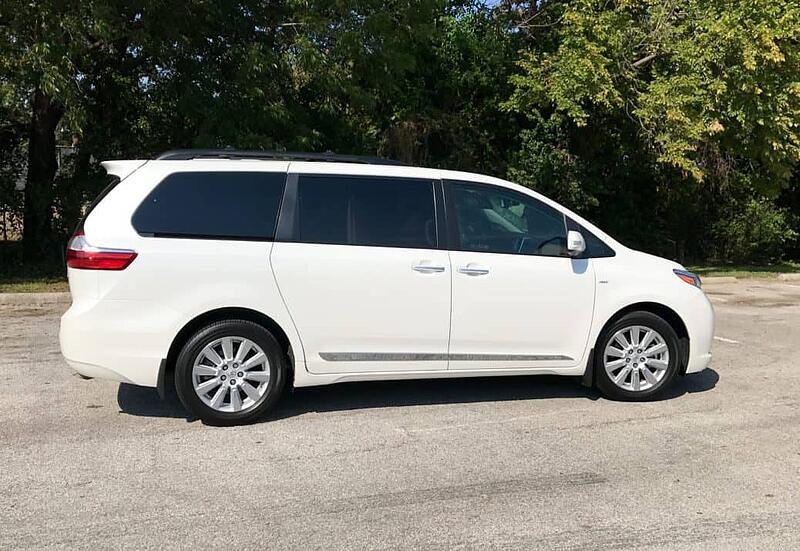 2017 Toyota Sienna Limited Premium AWD Review and Test Drive