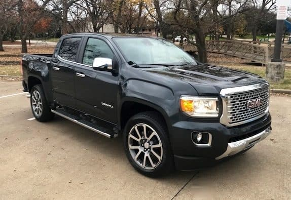 2018 GMC Canyon Denali Duramax Diesel Review and Test Drive