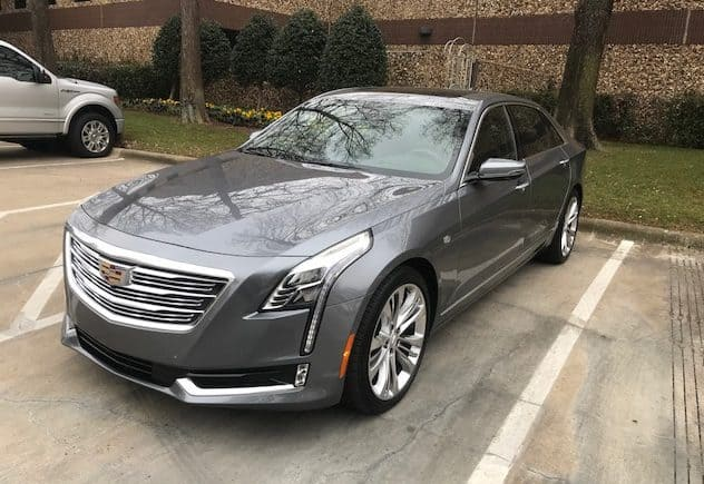 2018 Cadillac CT6 Platinum With Super Cruise Review and Test Drive