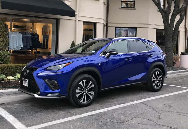 2018 Lexus NX 300 F Sport Review and Test Drive
