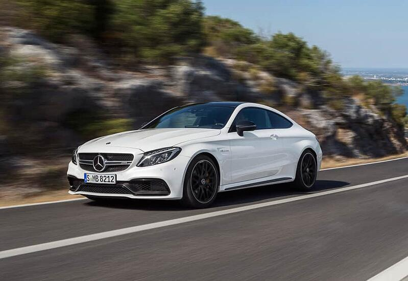 2018 Mercedes-AMG C63 S Coupe Review and Test Drive