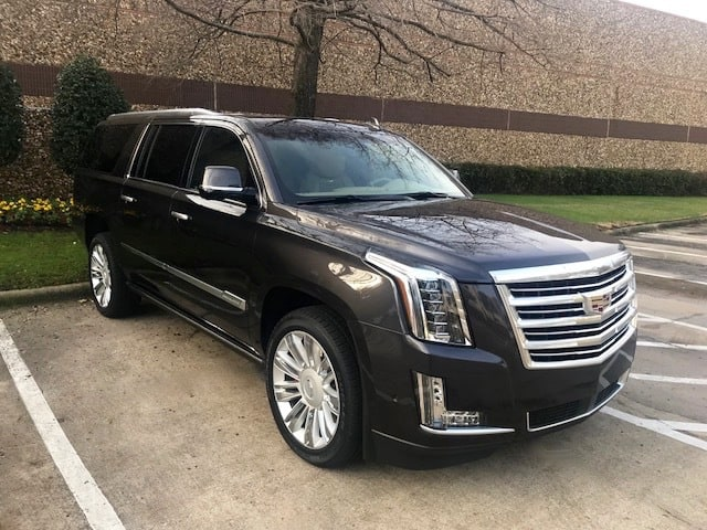 2018 Cadillac Escalade ESV Platinum Review and Test Drive