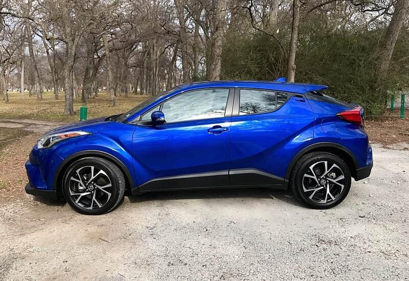 2018 Toyota C-HR XLE Premium Review and Test Drive
