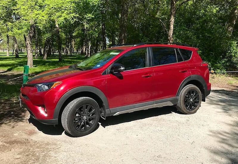 2018 Toyota RAV4 Adventure AWD Review and Test Drive