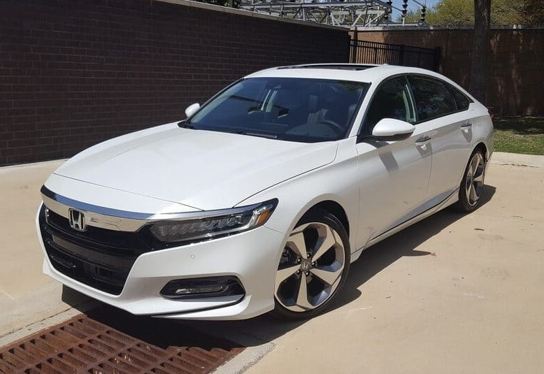 All-New 2018 Honda Accord Touring 2.0T Review and Test Drive