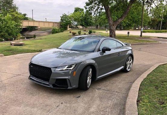 2018 Audi TT RS Coupe Test Drive
