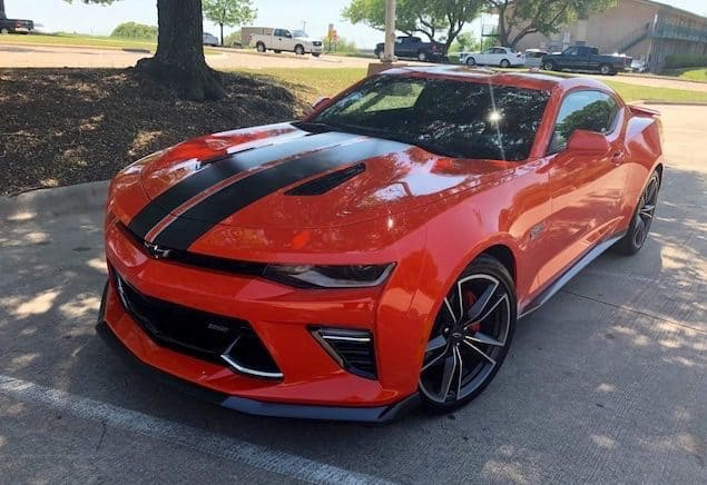 2018 Chevrolet Camaro Hot Wheels 50th Anniversary Edition Review and Test Drive