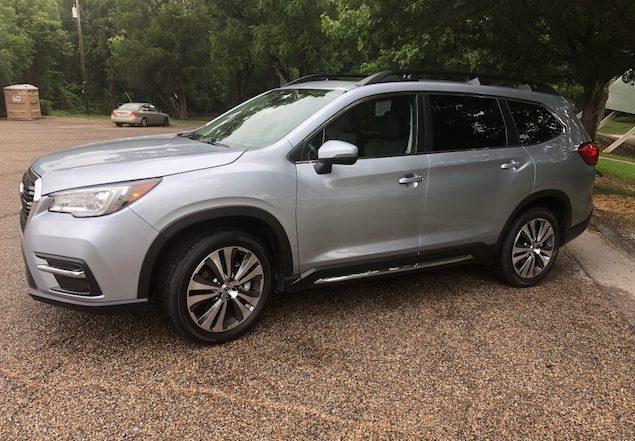 Subaru Proves It Can Do Three-Row SUVs With New 2019 Ascent