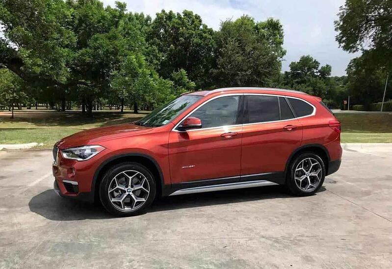 The 2018 BMW X1 xDrive28 Review and Test Drive