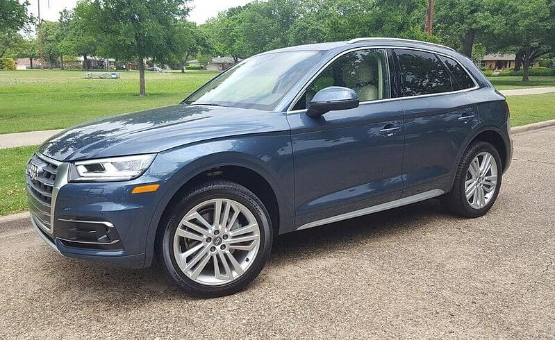 The 2018 Audi Q5 Masters The Art Of Being Skillfully Subtle