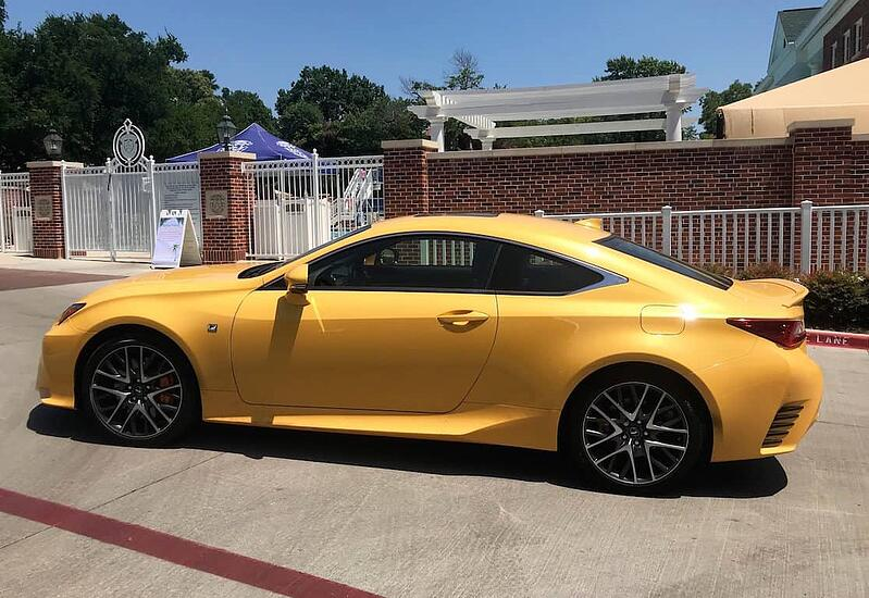 The 2018 Lexus RC 300 F Sport Excels With Good Looks, Excellent Ride