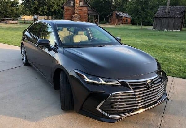 2019 Toyota Avalon Ups Its Comfort, Style, and Performance