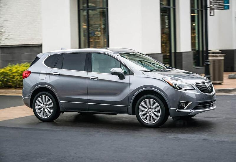 The 2019 Buick Envision Delivers Roomy, Comfy Ride And Cool Tech