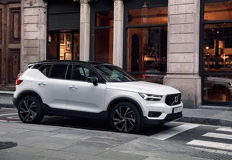 The 2019 Volvo XC40 is a Fresh Take on the Small Crossover