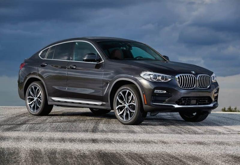 2019 BMW X4 xDrive30i Is More Sports Car Than SUV