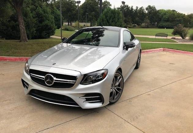 2019 Mercedes-Benz AMG E53 Coupe Dazzles With Looks, Luxury, and New Powertrain