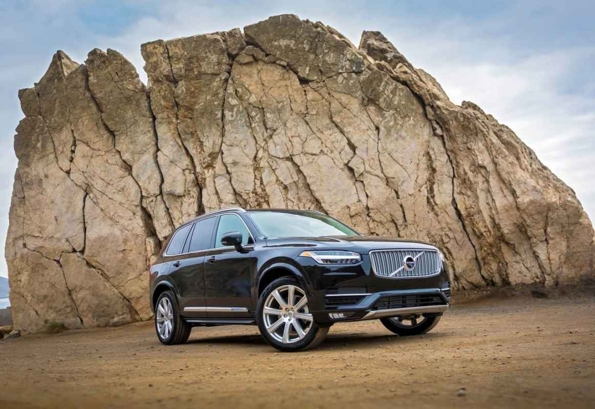 2016 Volvo XC90 Inscription Review and Test Drive