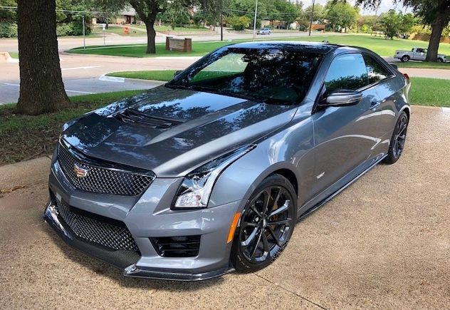 2019 Cadillac ATS-V Coupe Blends Sizzling Looks With Driving Excellence