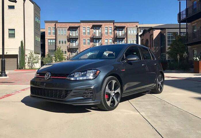 2018 Volkswagen Golf GTI Is A Sporty Hot Hatch That Makes Daily Driving Fun