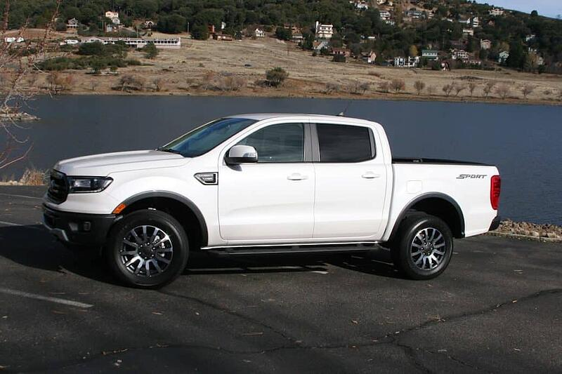 All-New 2019 Ford Ranger Lariat Is A Refined Mid-Sized Pickup