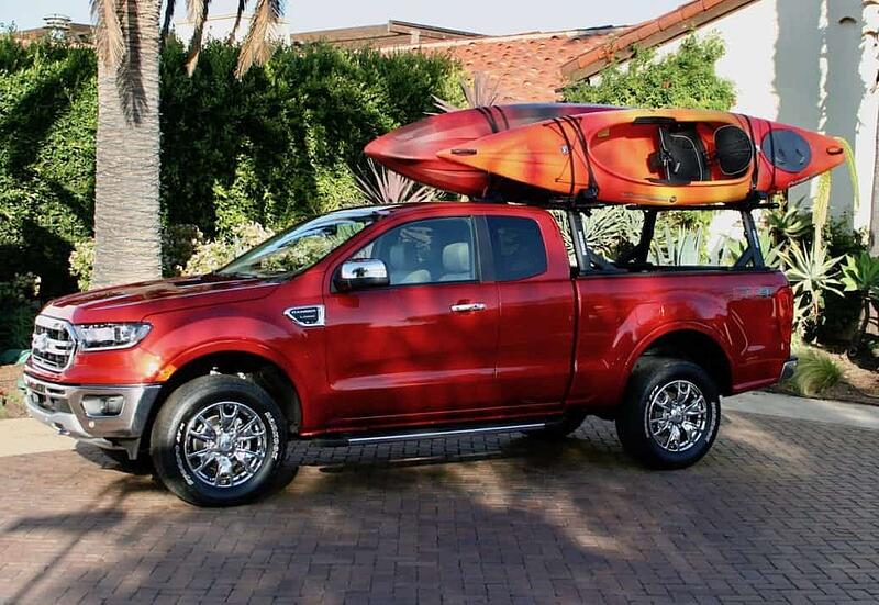 2019 Ford Ranger Is An Adventure-Ready Mid-Sized Pickup for the Masses