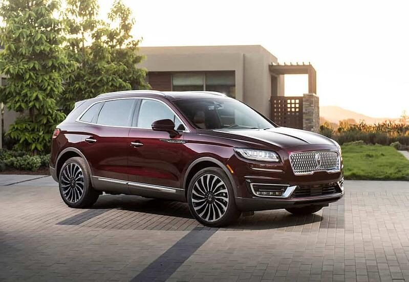 2019 Lincoln Nautilus Black Label Review and Test Drive