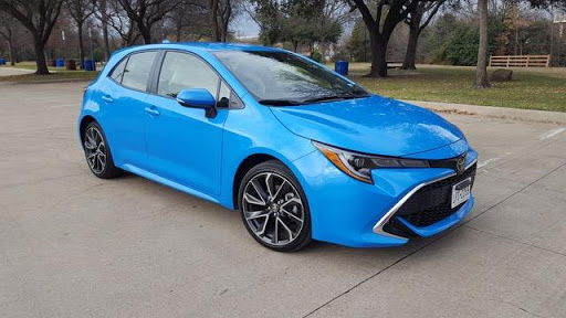 2019 Corolla Hatchback XSE Review and Test Drive