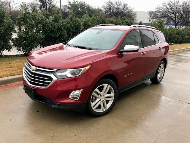2019 Chevrolet Equinox Premier Review and Test Drive