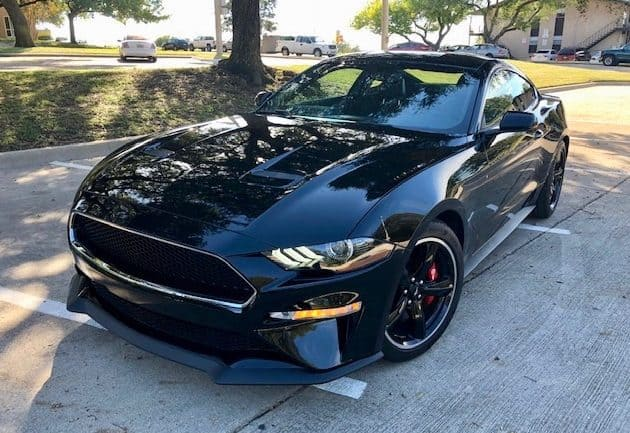 The 2019 Ford Mustang Bullitt Is An Exceptional Modern Day Muscle Car