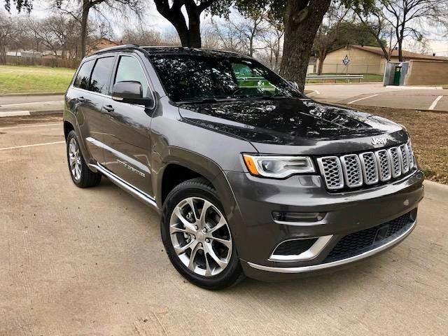 2019 Jeep Grand Cherokee Summit Test Drive