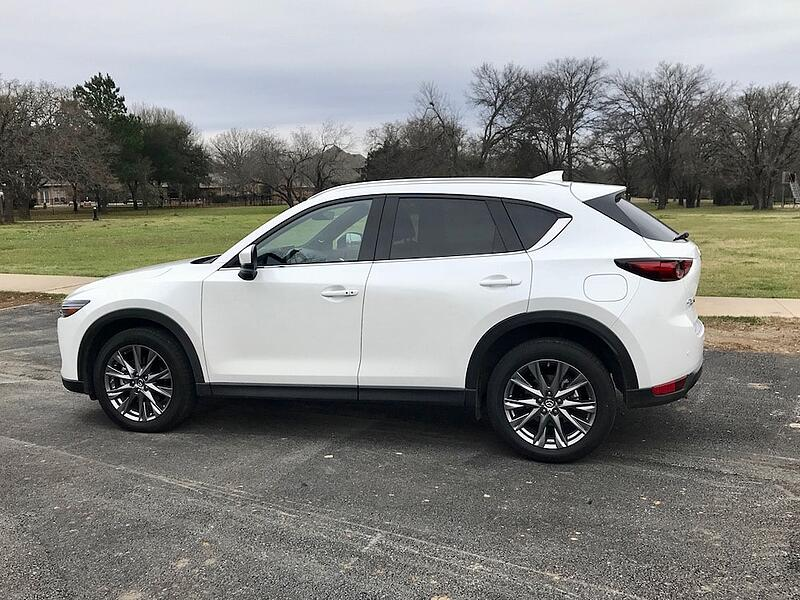 2019 Mazda CX-5 Signature AWD Review and Test Drive