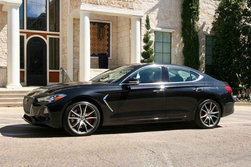 2019 Genesis G70 RWD 3.3T Prestige Review and Test Drive