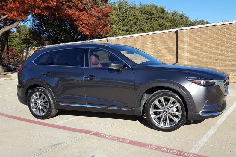 2019 Mazda CX-9 Signature Review and Test Drive