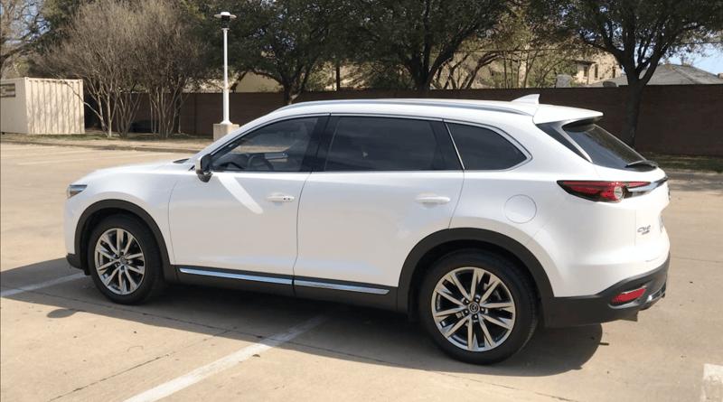 2019 Mazda CX-9 Signature Review