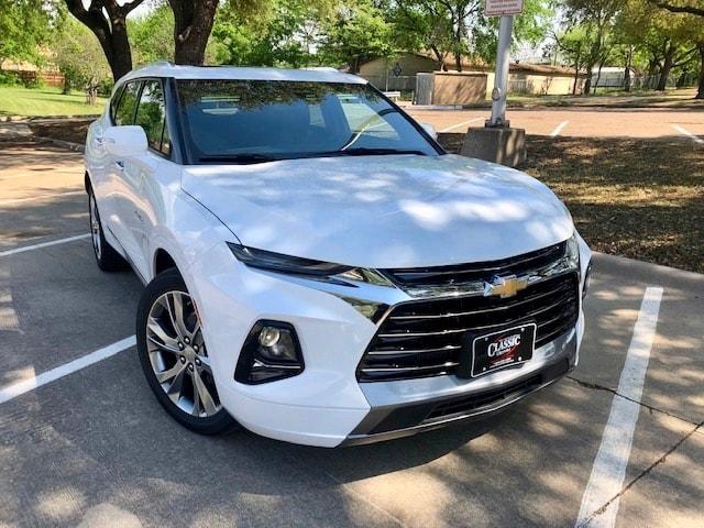 2019 Chevrolet Blazer Premier Review