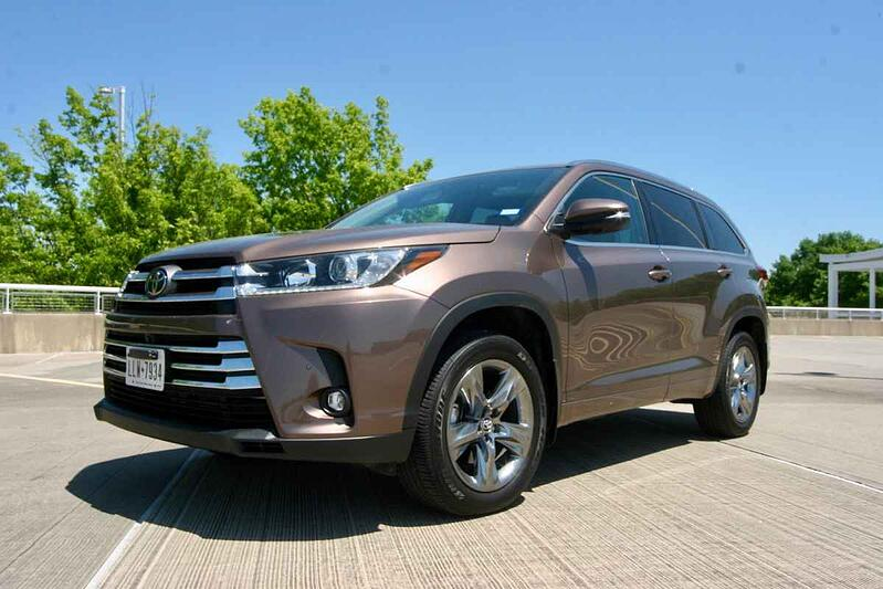 2019 Toyota Highlander Limited AWD Review and Test Drive