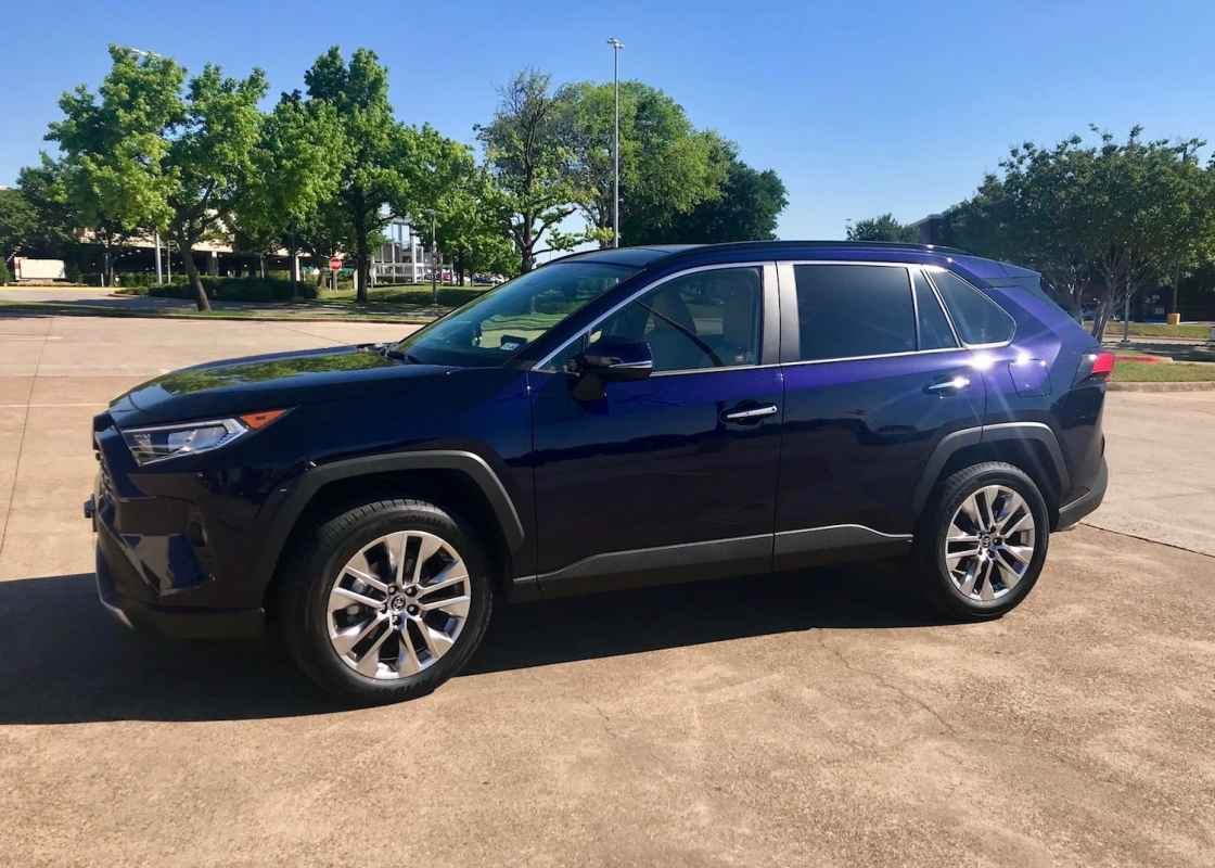 2019 Toyota RAV4 Limited AWD Review and Test Drive