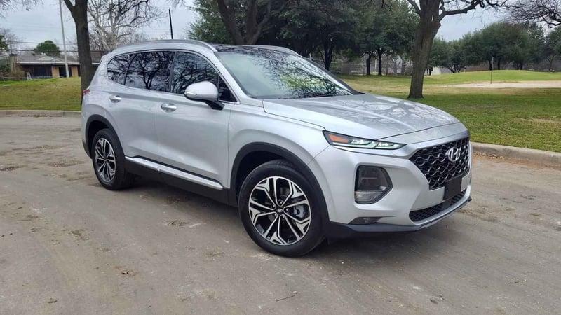 2019 Hyundai Santa Fe Ultimate Review and Test Drive