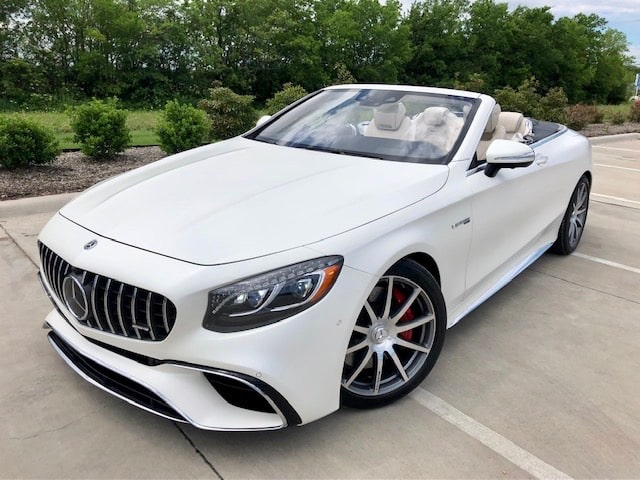 2019 Mercedes-Benz AMG S63 Cabriolet Review