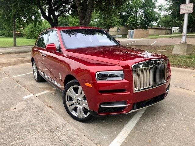 2019 Rolls-Royce Cullinan Review and Test Drive