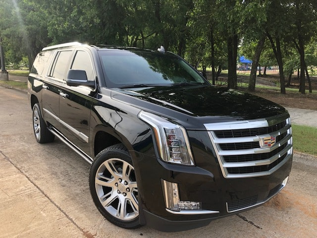 2019 Cadillac Escalade ESV Review and Test Drive