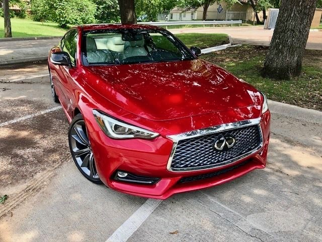 2019 Infiniti Q60 Red Sport 400 AWD Review and Test Drive