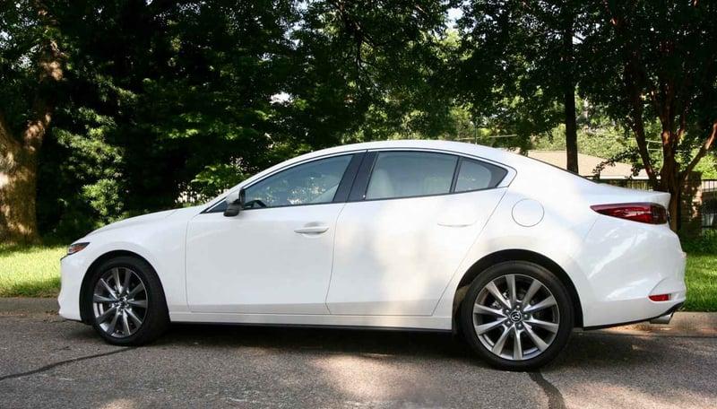 2019 Mazda3 Premium Sedan Review and Test Drive