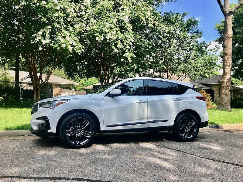 2020 Acura RDX A-Spec SH-AWD Review and Test Drive